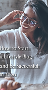 Free guide to start a blog step-by-step