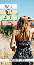 How to name a blog - Blog name ideas