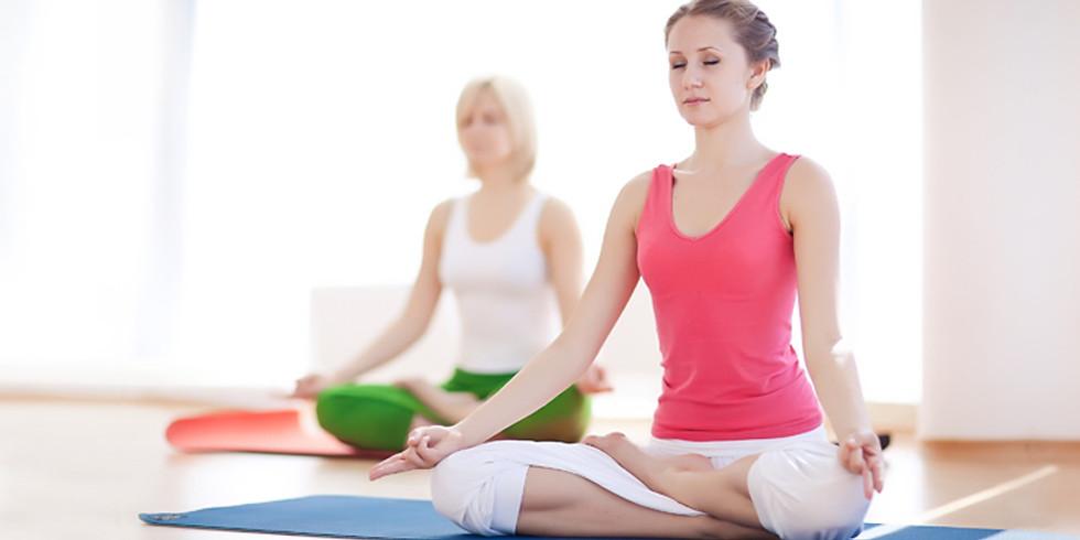 Jooga-Pilates kurssi