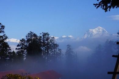 Trekking i Ghorepani og opplevelser i Kathmandu