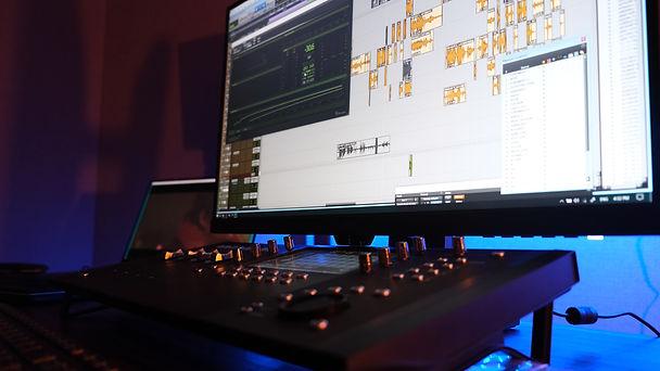 Nick Sounidis - soundbynick.com-audio post production-London