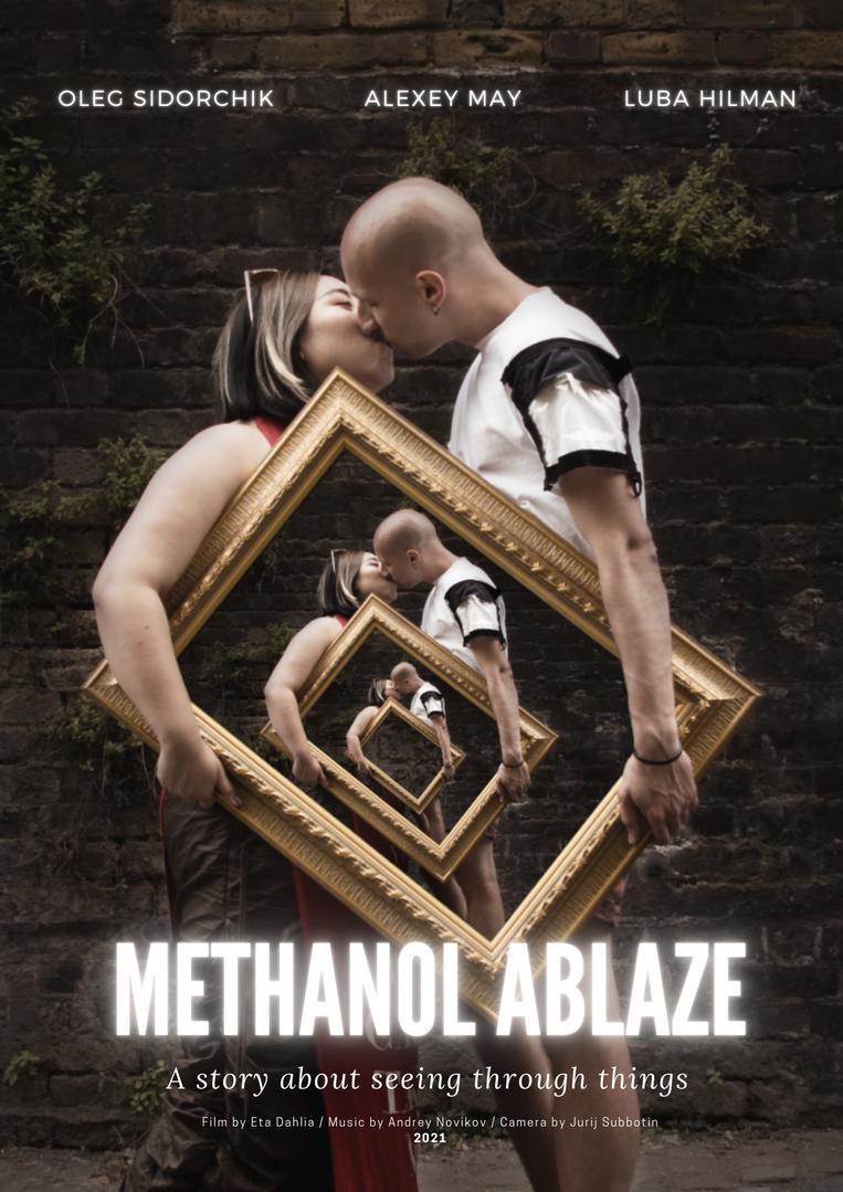 Methanol Ablaze