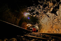 Barite Mining