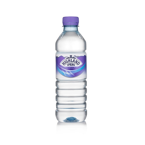 Highland Spring Still water (PET) 500ml