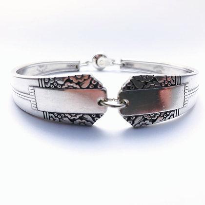 XLarge Bracelet with snap clasp