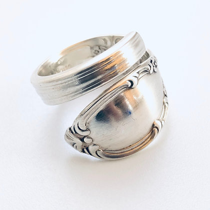 Spoon Ring size 10.5