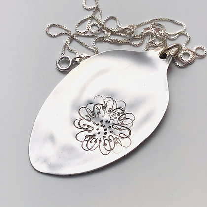 Stamped Spoonlace