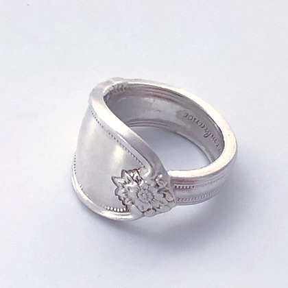 Spoon Ring size 6.5
