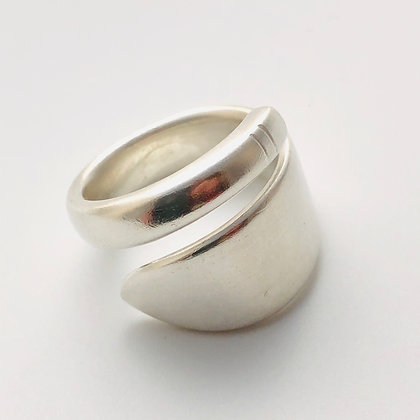 Spoon Ring size 8