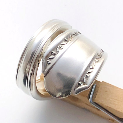 Spoon Ring size 7