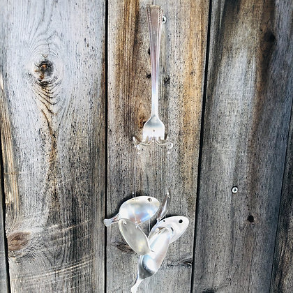 School of Fish Windchimes (6A)