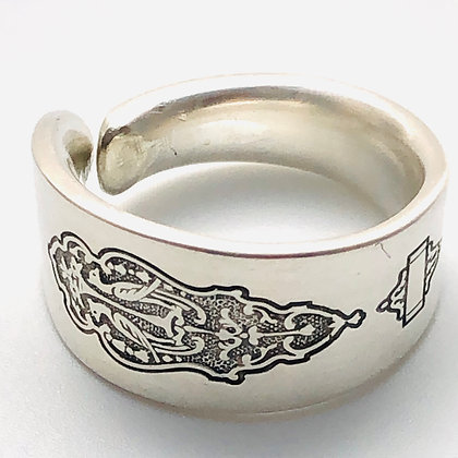 Spoon Ring size 6