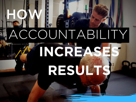 How Accountability Increases Results