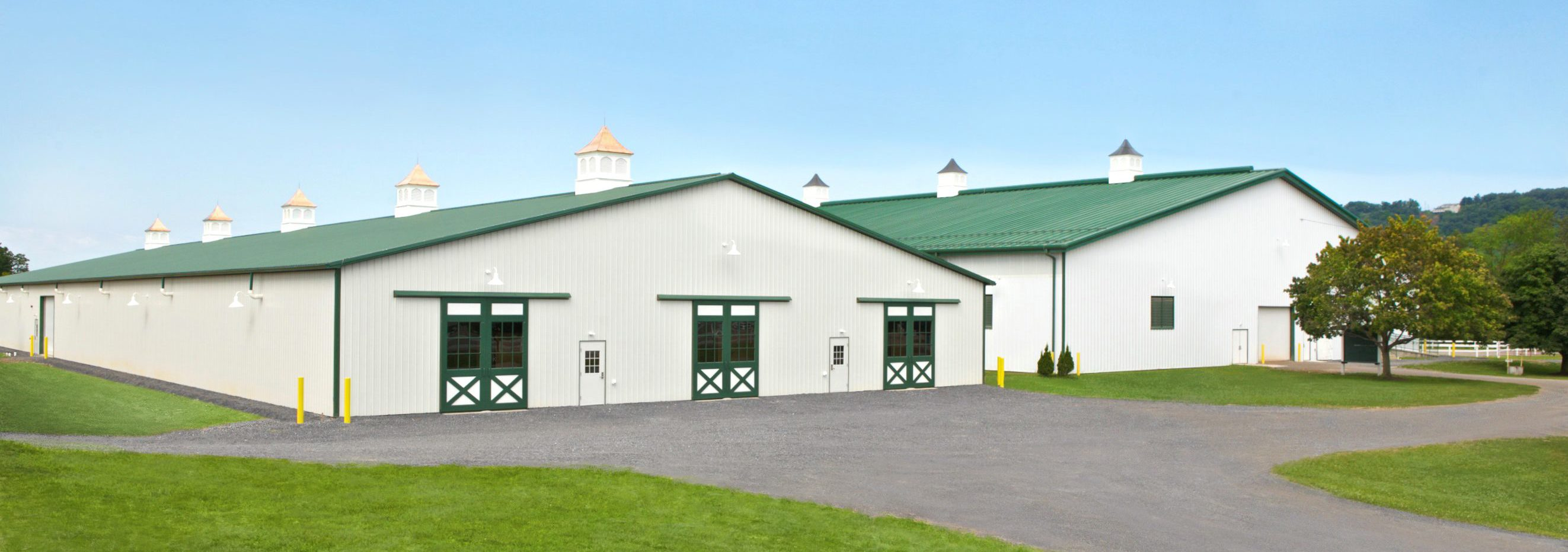 Grange Equine Center