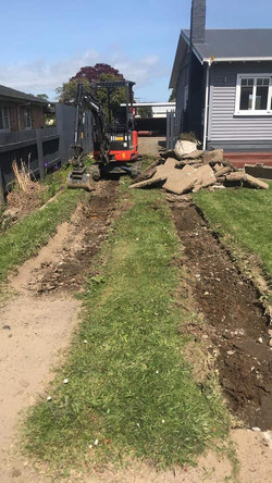 driveway clearance