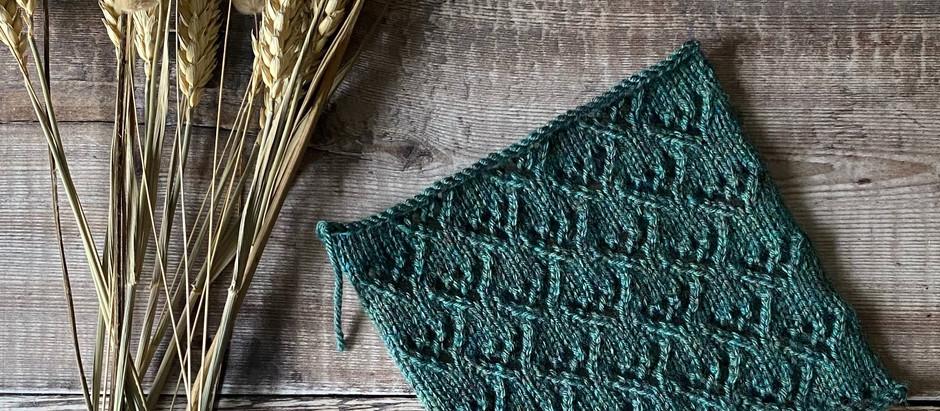 Stitch on Sunday Blanket - Week One