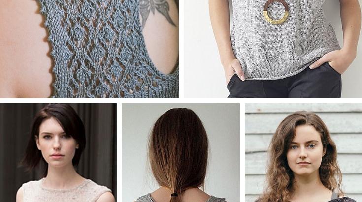 5 Beautiful Tops To Knit For Your Summer Wardrobe