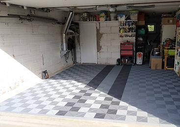 AutoWash44 - Distributeur dalles de sol - Garage de 20m² environ
