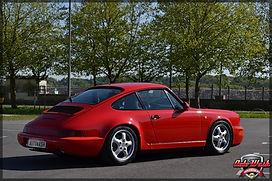 AutoWash44 - Rénovation / Detailing Porsche 964 C2