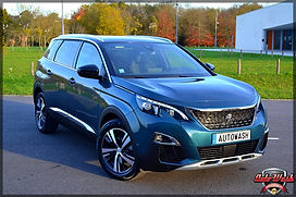 AutoWash44 - Traitement Polish Angel Peugeot 5008 Gtline