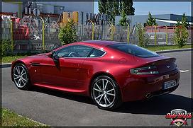 AutoWash44 - Rénovation / Detailing Aston Martin Vantage