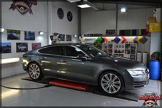 Prépa esthétique Audi A7