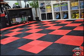 AutoWash44 - Distributeur dalles de sol Square floor / izifloor / polydal / swisstrax