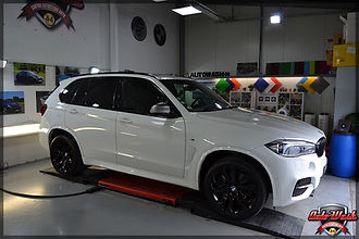 Prépa esthétique BMW X5