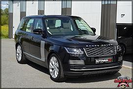 AutoWash44 - Traitement céramique Gyeon Range Rover