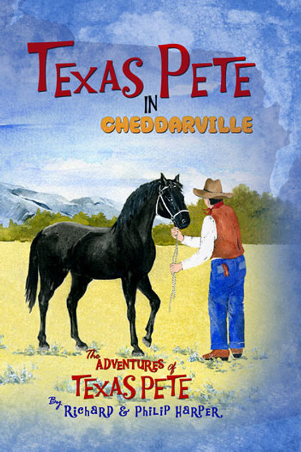 Texas Peter in Cheddarville