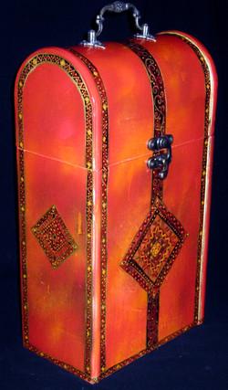 Gigi Art - Wine Boxes, Art Deco