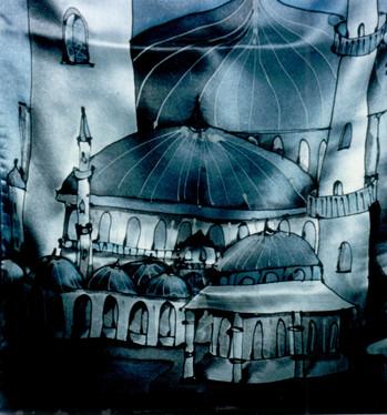 Moschee 1989
