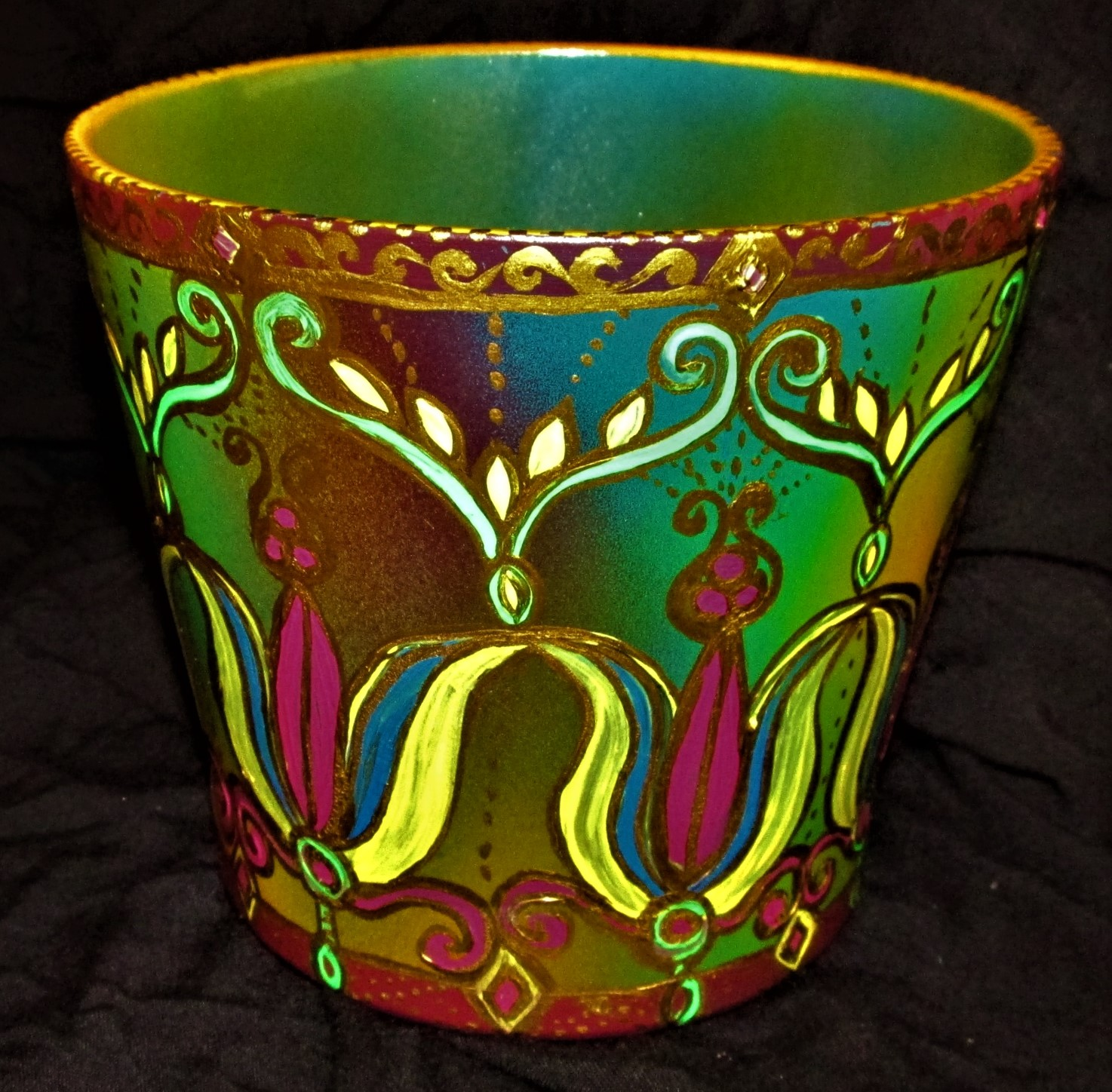 Gigi Art - Flowerpots No 545