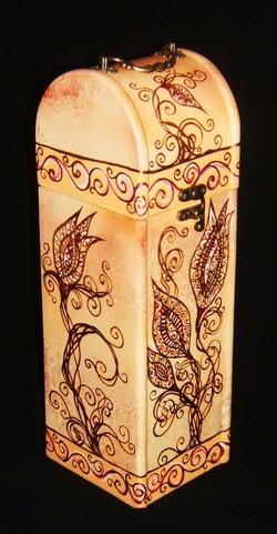 Gigi Art - Wine Boxes, Indian Style