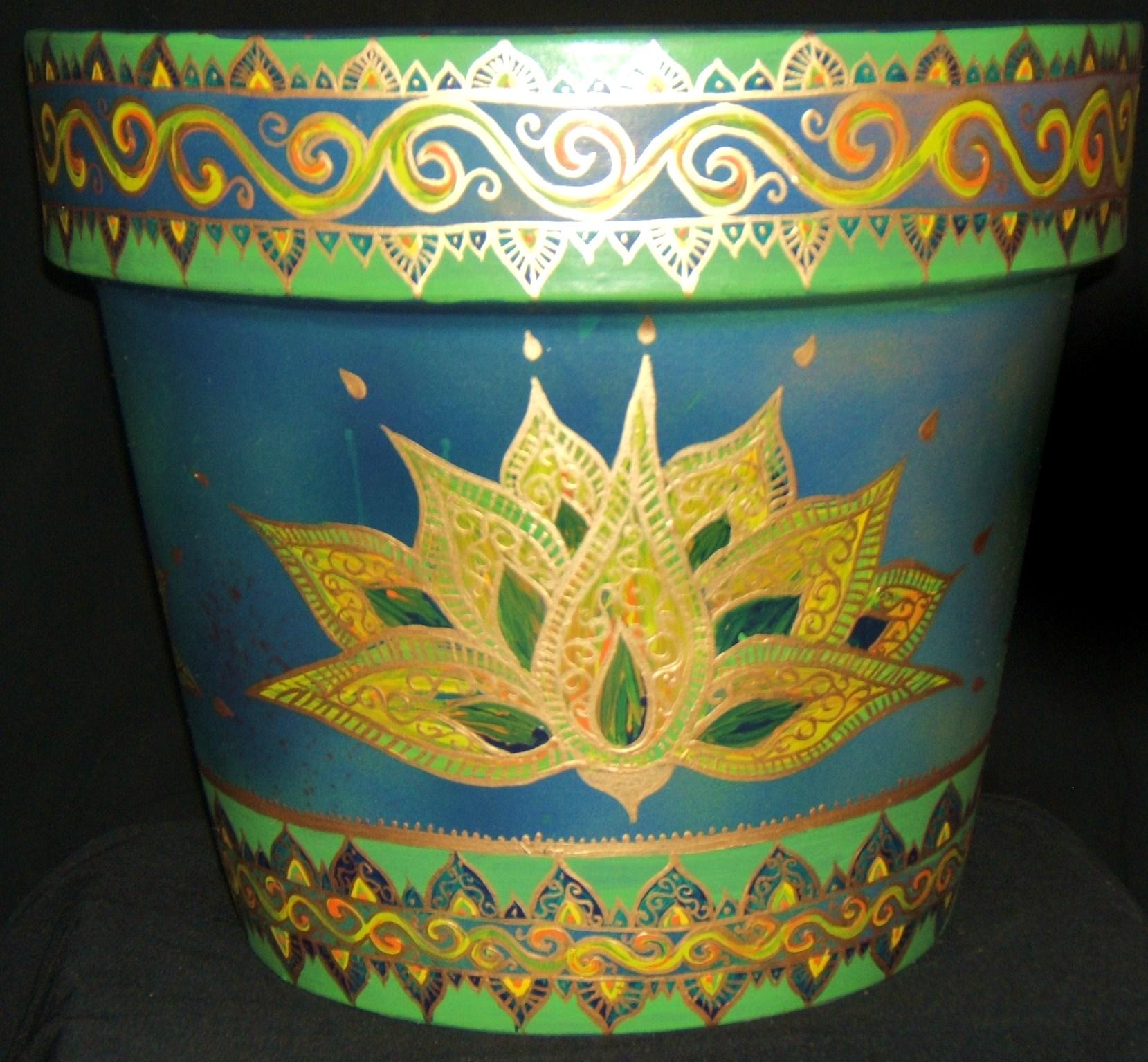 Gigi Art - Flowerpots