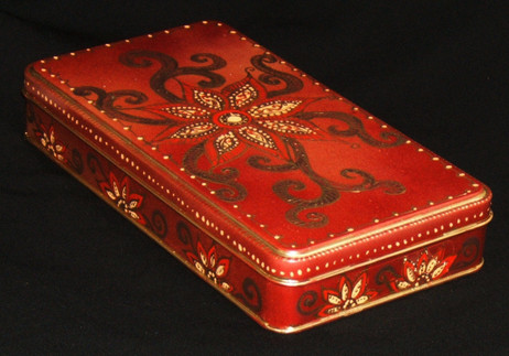 Gigi Art - Objects: Boxes , No D 056