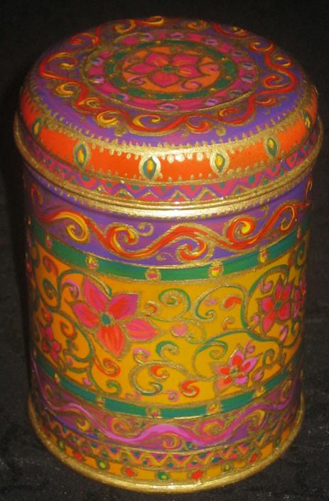 Gigi Art - Objects: Boxes