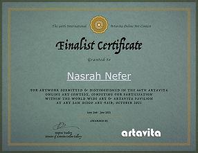 ArtavitaContest46_Finalist_Nasrah Nefer.