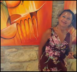 Nasrah Nefer - Gigi Art, Ibramaki Art Gallery