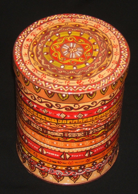 Gigi Art - Objects: Boxes , No D 051