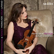 Franziska Pietsch K. Szymanowski & C. Franck: Works for Violin & Piano