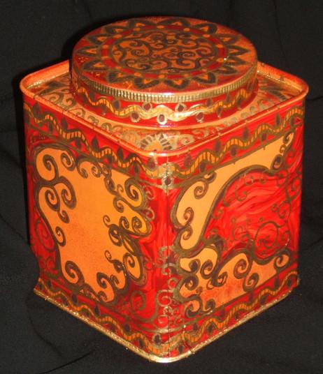 Gigi Art - Objects: Boxes , No D 042
