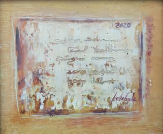 Okumamis Mektuplar 2   19x21cm