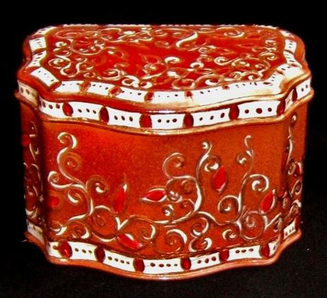 Gigi Art - Objects: Boxes , No D 057