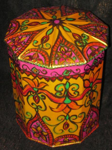 Gigi Art - Objects: Boxes , No D 074