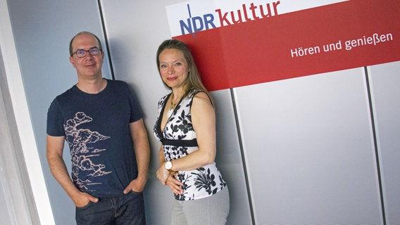 Franziska Pietsch zu Gast bei NDR KUltur