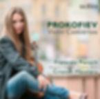 Prokofiev - Violin Concertos . Franziska Pietsch - Violine , Deutsches Symphonie Orchester und Dirigent Christian Macelaru