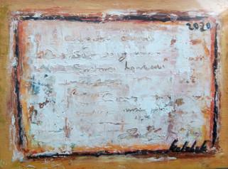 Okumamis Mektuplar 3   18x23cm