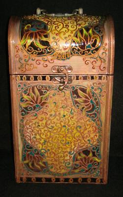 Gigi Art - Wine Boxes. Art Noveau