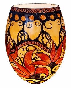 Glas Art Lamps